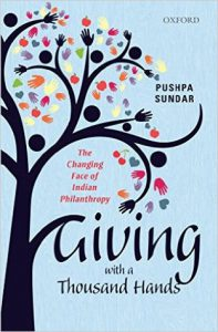 Giving With A Thousand Hands — by Pushpa Sundar